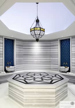 eclectic Spa by homify