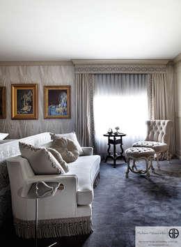 homify: klasik tarz tarz Yatak Odası