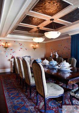 homify: klasik tarz tarz Yemek Odası