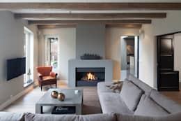 Livings de estilo minimalista por Boley