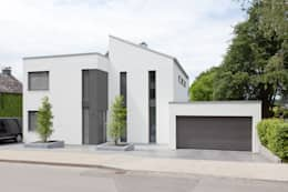 homify 360 modernes deutsches einfamilienhaus. Black Bedroom Furniture Sets. Home Design Ideas