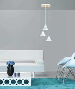 modern Living room by FB Internacional