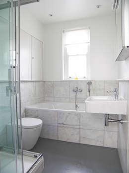 Ванные комнаты в . Автор – Dittrich Hudson Vasetti Architects