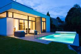 modern Pool by Beck+Blüm-Beck Architekten