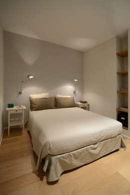 ministudio architetti의  침실