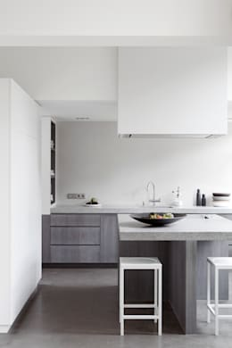 Projekty,  Kuchnia zaprojektowane przez Remy Meijers Interieurarchitectuur