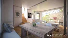 Arquitectos Madrid 2.0의  거실