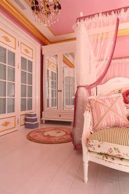 Orkun İndere Interiors: klasik tarz tarz Çocuk Odası