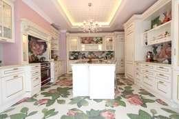 Orkun İndere Interiors: modern tarz Mutfak