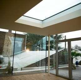 moderne Serre door *platzhalter architektur