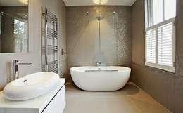 modern Bathroom by Porcel-Thin