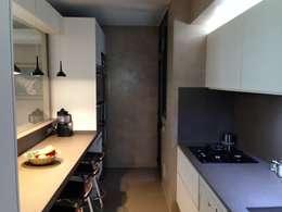 Cocinas de estilo minimalista por Sebastián Bayona Bayeltecnics Design