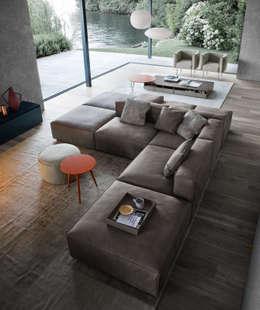 ideen zur gem tlichen wohnzimmergestaltung. Black Bedroom Furniture Sets. Home Design Ideas