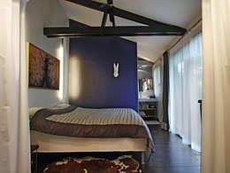 eclectische Slaapkamer door BuroBonus