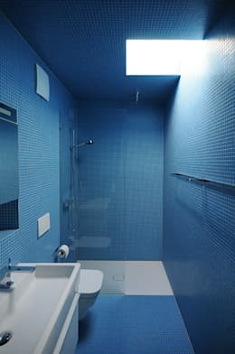 minimalistic Bathroom by amreinherzig