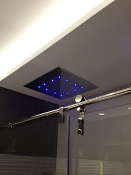 حمام تنفيذ Sebastián Bayona Bayeltecnics Design