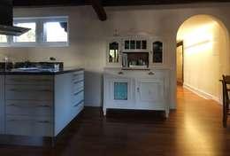 landelijke Keuken door Schönenberger Architektur Immobilien GmbH - dipl Architekten