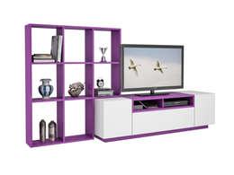 modern Living room by MİA MOBİLİ
