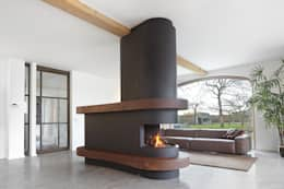 Salas de estilo industrial por Boley