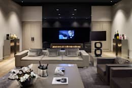 Salas de estilo minimalista por Boley