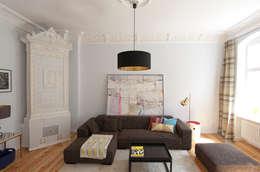 Wohnzimmer Streichen Im Altbau