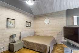 scandinavian Bedroom by Belimov-Gushchin Andrey