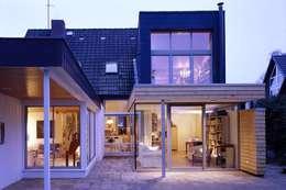 Projekty,   zaprojektowane przez karsten bergmann architekt