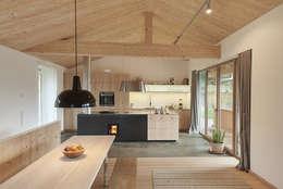 Projekty,  Jadalnia zaprojektowane przez peter glöckner   architektur