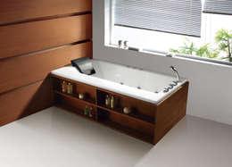 Baños de estilo  por K-BATH