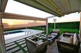 Balconies, verandas & terraces  by Enda Yapı