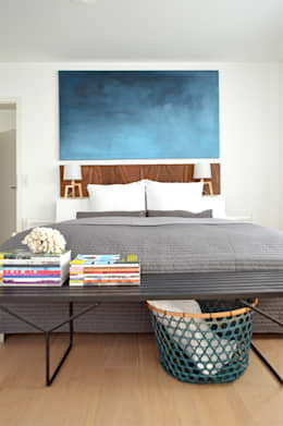 Chambre de style de style Industriel par Kristina Steinmetz Design