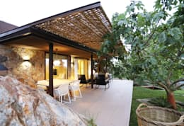 modern Houses by dom arquitectura