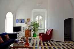 Projekty,  Salon zaprojektowane przez Sergio Prozzillo Ass.ti