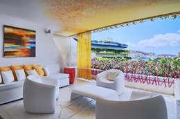 Dormitorios de estilo mediterraneo por Vondom