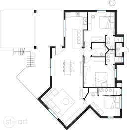 Habitações  por start.arch architettura