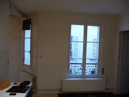 Appartement /Le petit atelier de l'île:  de style  par Carré Décalé