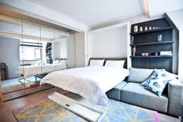 modern Bedroom by Black and Milk | Interior Design | London