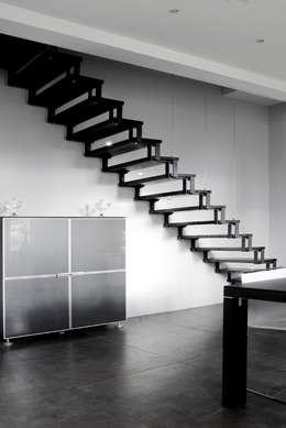 Réhabilitation  |  Marseille: Maisons de style de style Minimaliste par Christian Fares