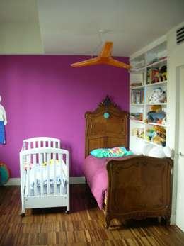 Quarto infantil  por SENSIBILE DE ROSALES
