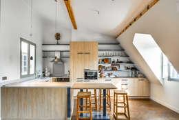 industriële Keuken door blackStones