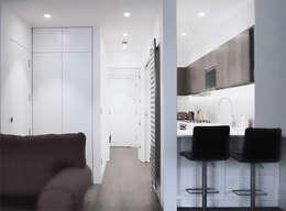 modern Kitchen by Salvatore catapano Architects