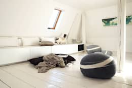 Second Life   Accessoires Aus Recycelten Jeans: Moderne Wohnzimmer Von  InteriorPark.