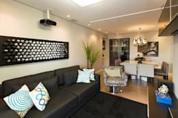 Salas / recibidores de estilo  por ArchDesign STUDIO