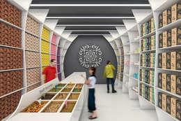 Offices & stores by Torres Estudio Arquitectura Interior