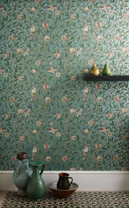 Mister Smith Interiors: klasik tarz tarz Duvar & Zemin