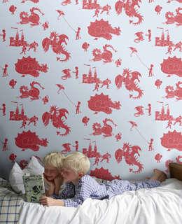 Детская комната в . Автор – Mister Smith Interiors