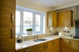 Projekty,  Kuchnia zaprojektowane przez Lujansphotography