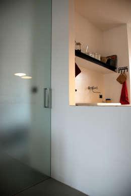 Projekty,  Salon zaprojektowane przez andrea nicolini architetto