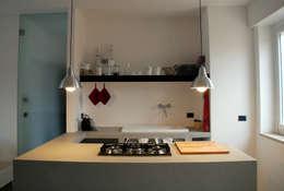 minimalistic Kitchen by andrea nicolini architetto