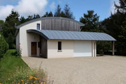 modern Houses by Patrice Bideau a.typique